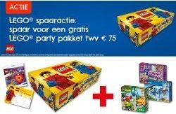 LEGO spaaractie