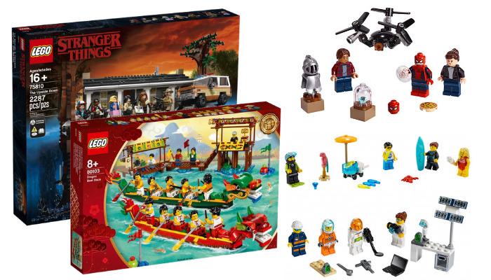 Nieuwe LEGO sets juni 2019