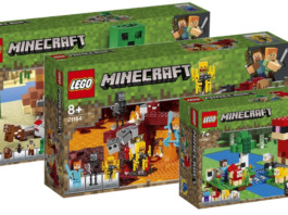 Visuals LEGO Minecraft 2HY 2019