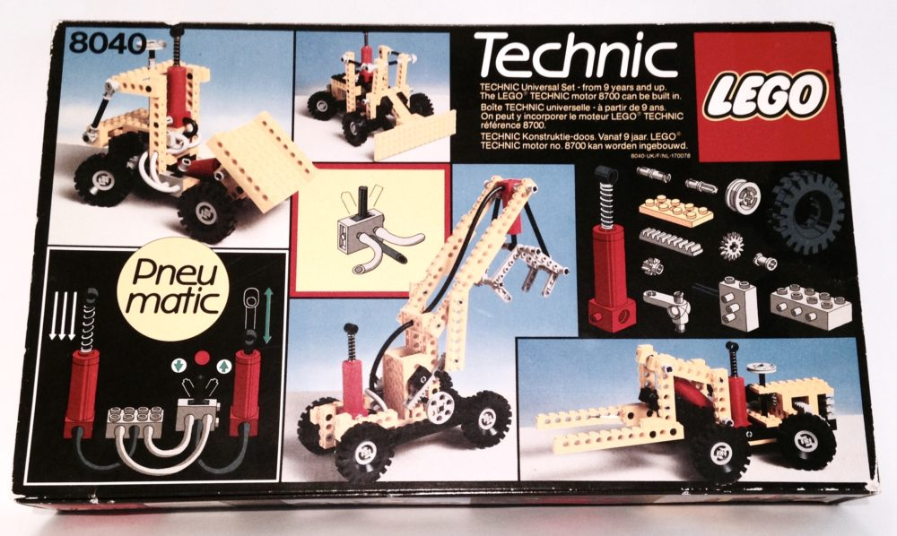 LEGO Technic 8040 Universal Set