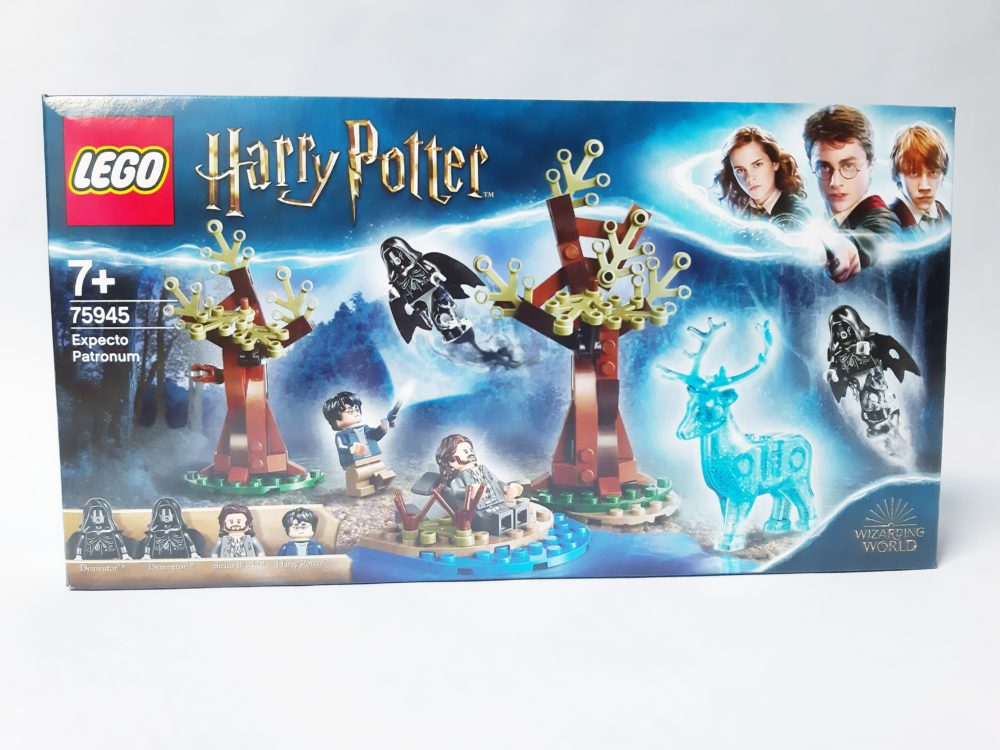 [Review] LEGO Harry Potter 75945 Expecto Patronum