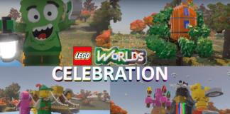 Einde LEGO Worlds