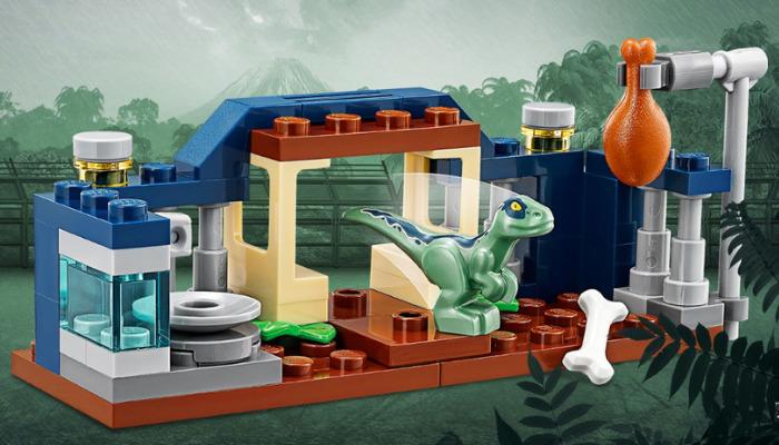 Gratis LEGO Jurassic World Polybag