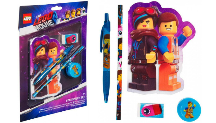 Gratis The LEGO Movie 2 schrijfset (1)