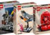 Instructies LEGO SDCC 2019 Exclusives