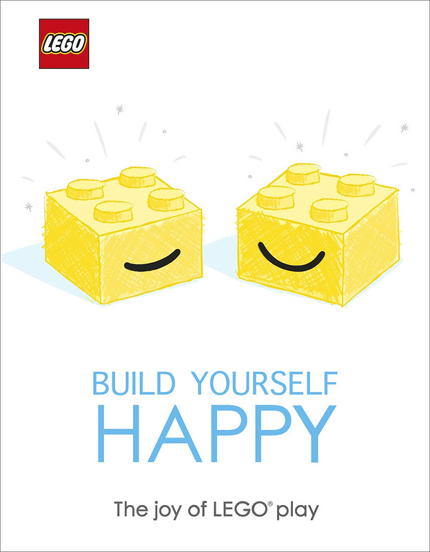 LEGO Build Yourself Happy boek op komst