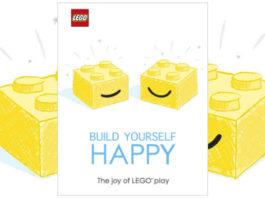 LEGO Build Yourself Happy boek op komst