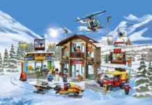 LEGO City 60203 Ski Resort