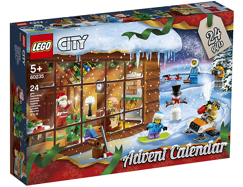 LEGO City 60235 Advent Calendar