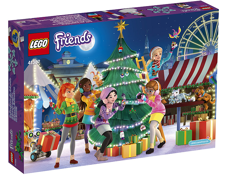 LEGO Friends 41382 Advent Calendar