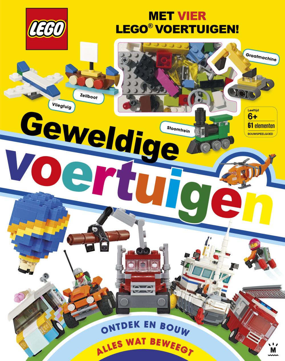 LEGO GEWELDIGE VOERTUIGEN CV1