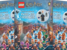 LEGO Harry Potter zoek- en vindboek (1)