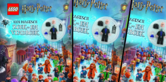 LEGO Harry Potter zoek- en vindboek