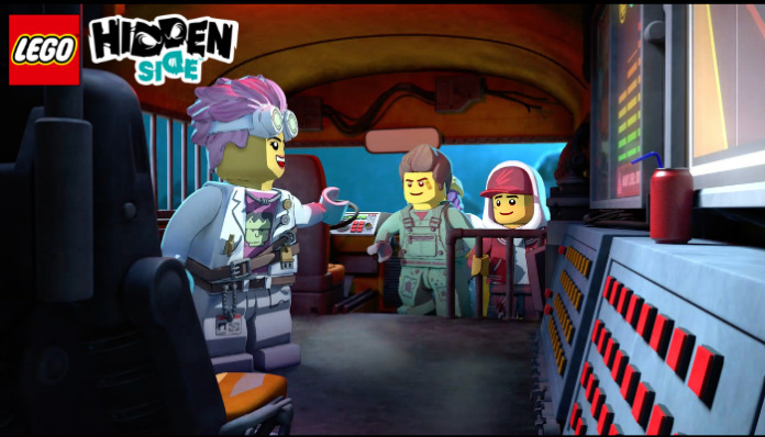 LEGO Hidden Side Animated Shorts