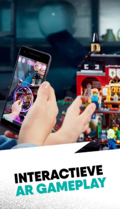 LEGO Hidden Side app