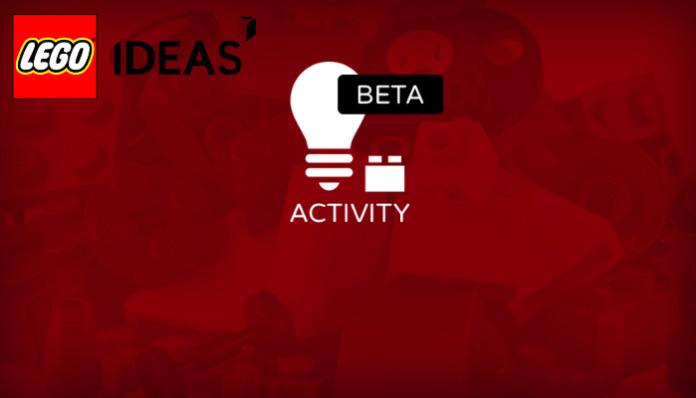 LEGO Ideas Activities beta