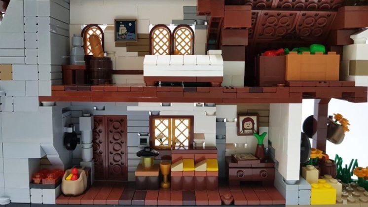 LEGO Ideas Medieval House