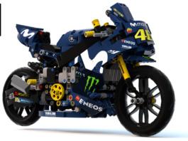 LEGO Ideas The Doctor's Bike- MotoGP VR46
