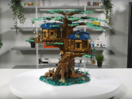LEGO Ideas Treehouse Designer Video