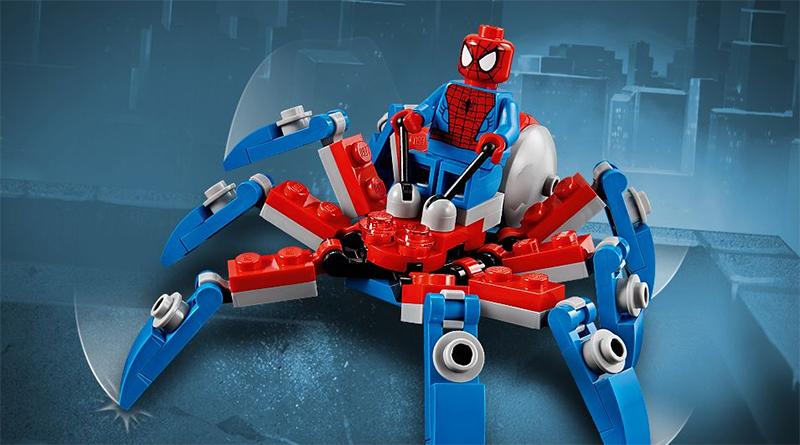 LEGO Marvel 30451 Spider-Man Mini Spider Crawler