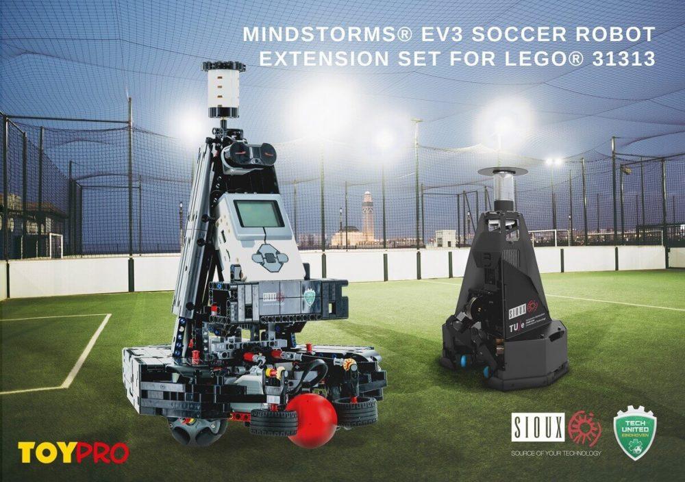 LEGO Mindstorms voetbalrobot uitbreidingsset (1)