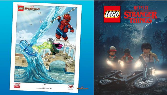 LEGO Promoties