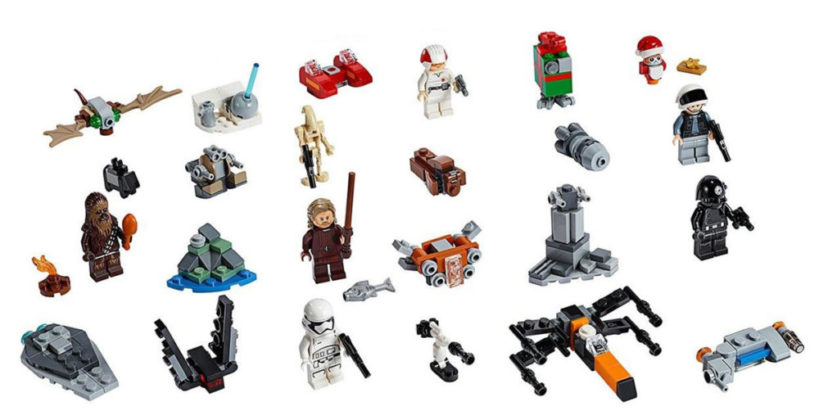 LEGO Star Wars 75245 Advent Calendar