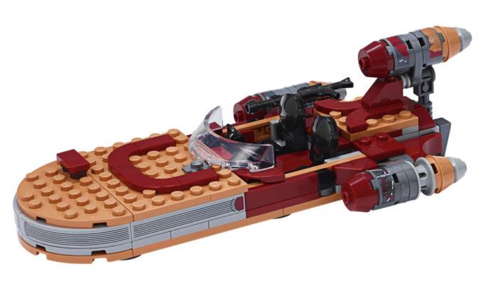 LEGO Star Wars 75271 Luke Skywalker's Landspeeder