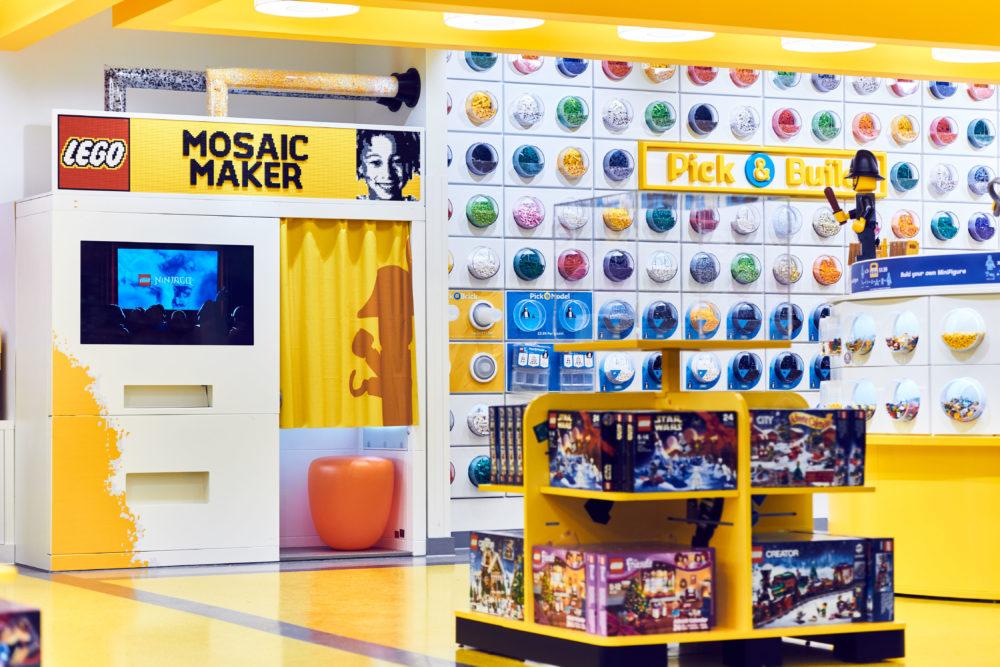 LEGO Stores Nederland eind 2019