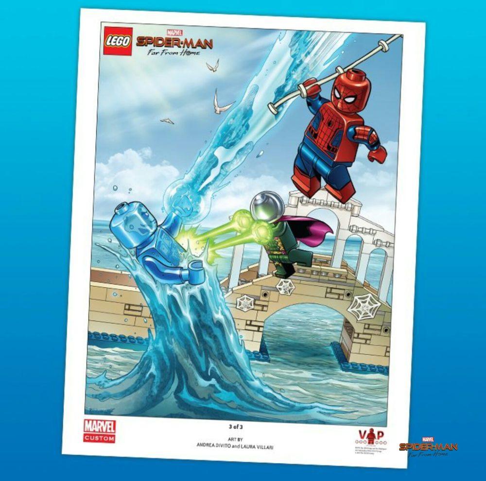 LEGO VIP Marvel poster 3