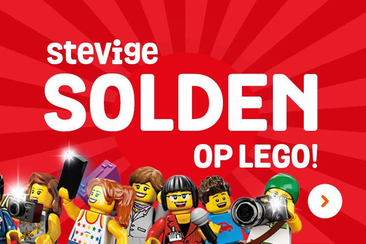 LEGO solden