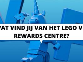 WAT VIND JIJ VAN HET LEGO VIP REWARDS CENTRE?