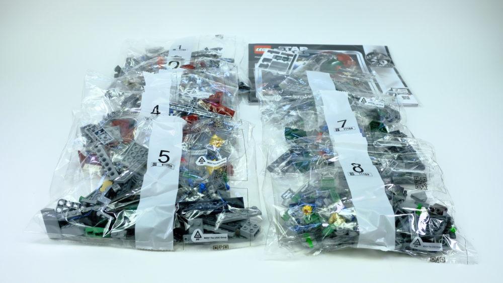 LEGO Star Wars 75243 Slave I - 20th Anniversary Edition