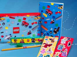 LEGO 5005969 Back to School pakket