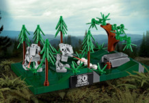 LEGO 40362 Battle of Endor