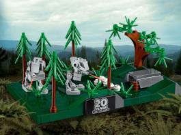 LEGO 40362 Battle of Endor