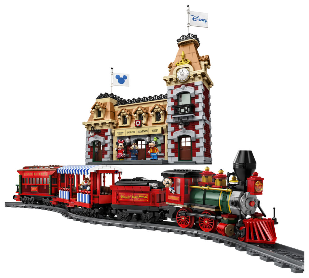 LEGO 71044 Disney Train and Station