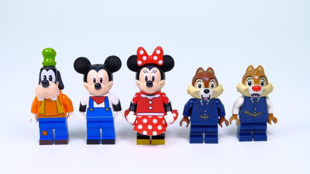 LEGO 71044 Minifigures
