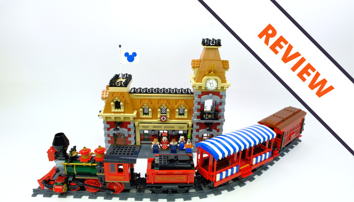 Review] LEGO 71044 Disney Train and Station - Bouwsteentjes info