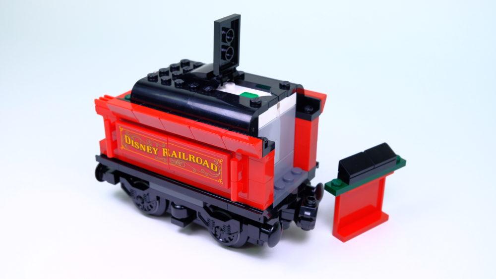 LEGO 71044 Tender met PU