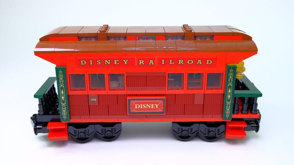 LEGO 71044 Wagon