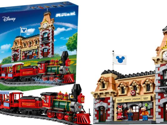 LEGO 71044 Disney Train and Station