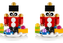LEGO 853907 Toy Soldier Ornament