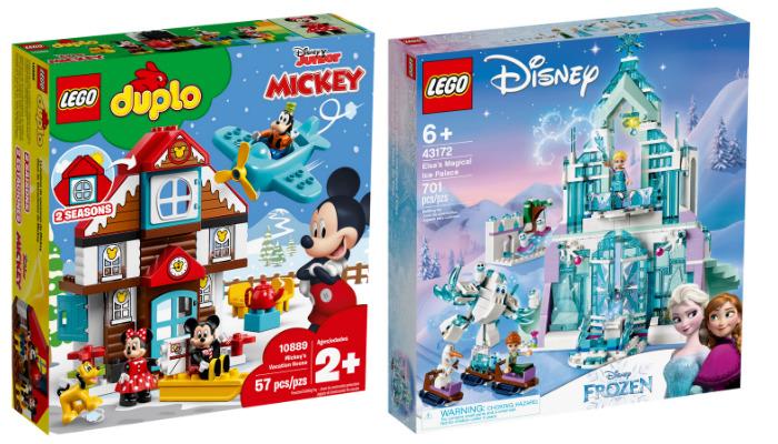 LEGO Disney sets 2019