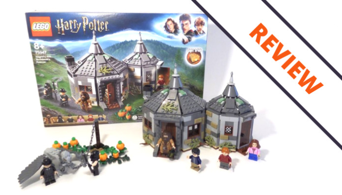 LEGO Harry Potter 75947 Hagrid's Hut Buckbeak's Rescue
