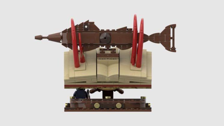 LEGO Ideas Jules Verne