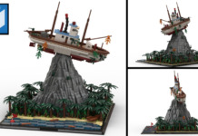 LEGO Ideas Typhoon Lagoon's Miss Tilly