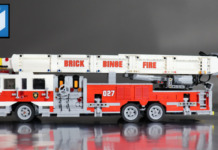 LEGO Ideas Ultimate Fire Truck