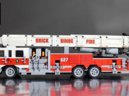 LEGO Ideas Ultimate Fire Truck