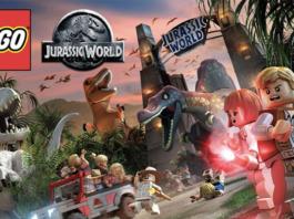 LEGO Jurassic World Nintendo Switch aangekondigd